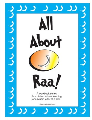 All About Raa Activity Book