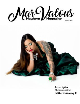 MarValous Mayhem Issue 9