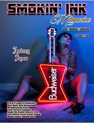 Smokin' Ink Magazine Issue #19 - Aubrey Snow