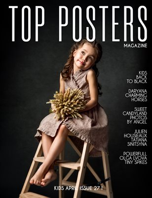TOP POSTERS MAGAZINE- KIDS APRIL (Vol 271)