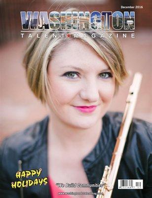 Washington DC Talent Magazine December 2016 Edition