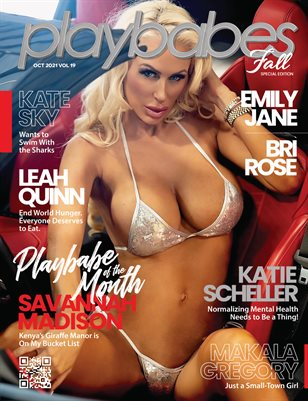 PLAYBABES FALL SPECIAL EDITION 2021