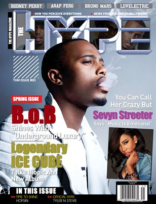 The Hype Magazine Spring Issue #83