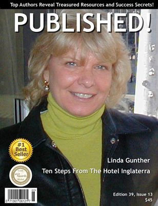 PUBLISHED! Magazine featuring Linda Gunther