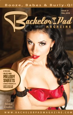 Bachelor Pad Magazine #37 (Fall 2016)