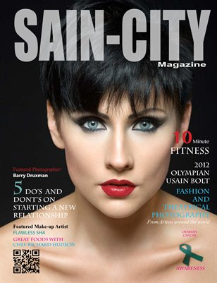 Sain-City magazine Vol.3