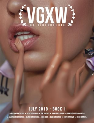 VGXW July 2019 Book 1 (Cover 2)