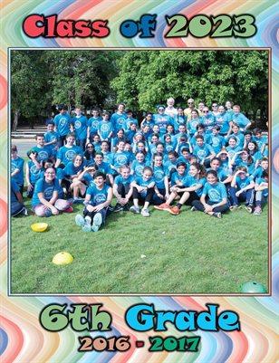 6th Grade 2016-2017