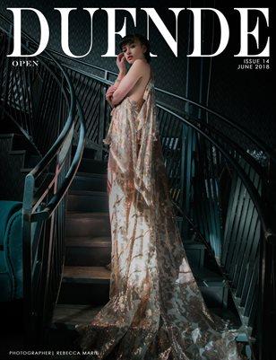 Duende Magazine _ Issue 14 ALT Cover