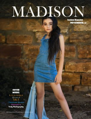 MADISON Fashion Magazine - NOVEMBER # 27