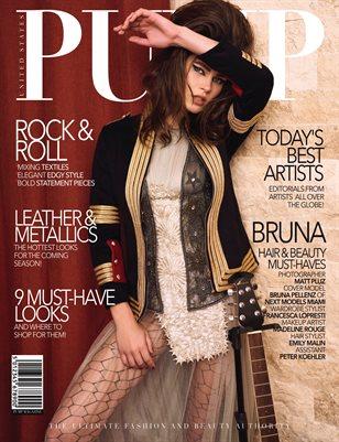 PUMP Magazine - The Rock & Roll Edition