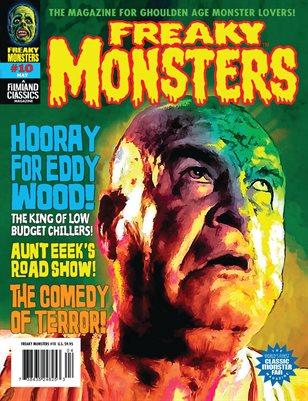 Freaky Monsters #10
