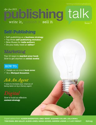 Publishing Talk Magazine #07 (Apr-Jun 2015) - Self-Publishing