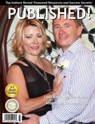 PUBLISHED! Excerpt featuring Leeza & Matt Sipek