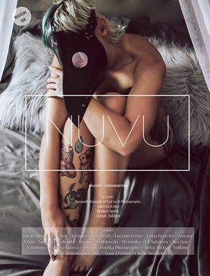 Nuvu Magazine Nude Book 58 Featuring Bridget Spoth