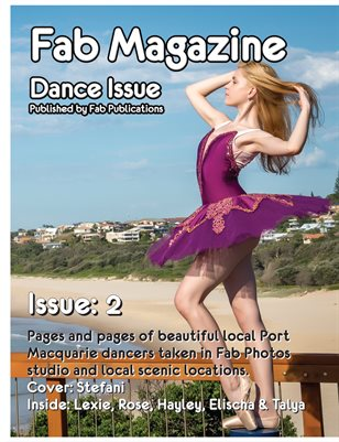 Fab Magazine Dance Issue 2
