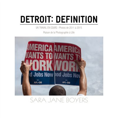 Detroit:Definition/Catalog-MaisonPhotoLille 2015