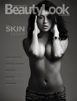 BeautyLook Magazine - Winter 2013 (Skin Edition
