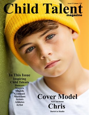 Child Talent Magazine Issue 8 Volume 2 20'