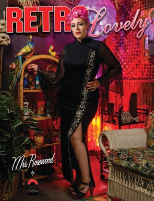 Retro Lovely No.62 – Mrs. Rosewood Cover