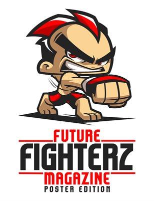 Future FighterZ Magazine Issue #6 - Poster Edition