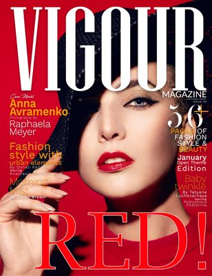 Vigour Magazine January Issue 5