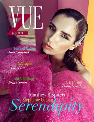 Vue Z Magazine UK-EU Edition July 2019