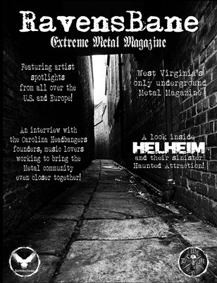 RavensBane Extreme Metal Magazine