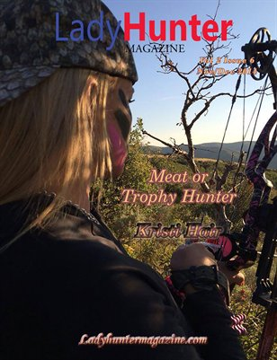 Lady Hunter Magazine Nov Dec 2014