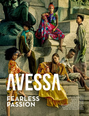 AVESSA Magazine - Fearless Passion | February 2020 - Year I - Vol 3-A