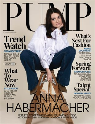PUMP Magazine | The May Style Issue | Vol.5 | May 2021