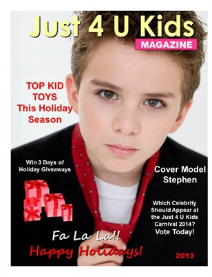 Just 4 U Kids Holiday Cover2