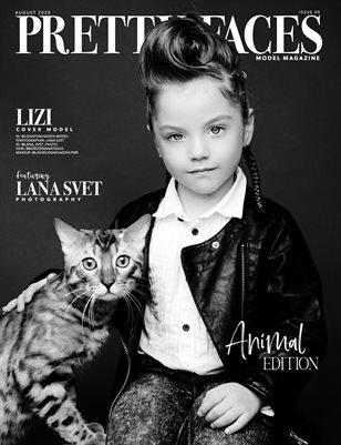 Pretty Faces Model Magazine | Animal Edition - Issue 09