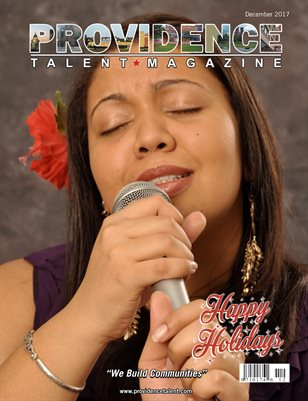 Providence Talent Magazine December 2017 Edition