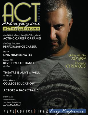 ACT Like A Pro Magazine Issue 39