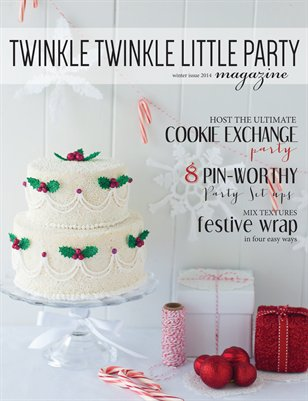 Twinkle Twinkle Little Party Magazine - Winter Issue (7) 2014