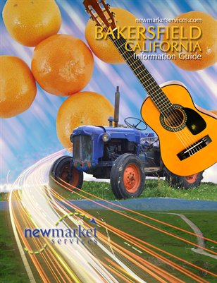 Bakersfield Sample City Guide