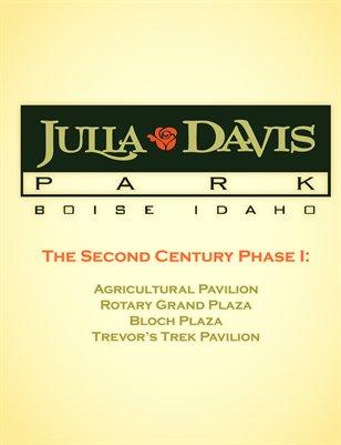 Julia Davis Park: Second Century Phase 1