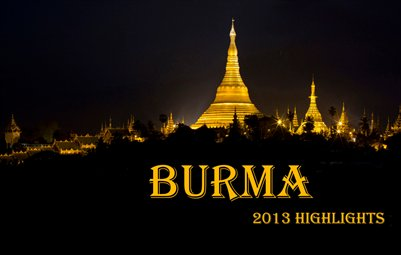Burma Highlights