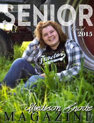 Madison Snode Senior Magazine