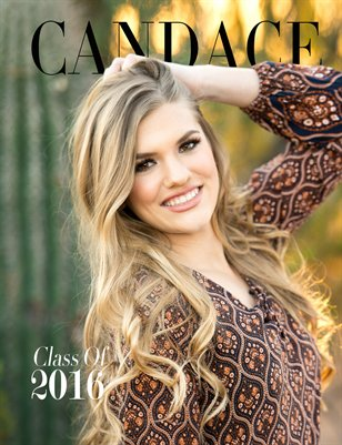 Candace Senior 2016
