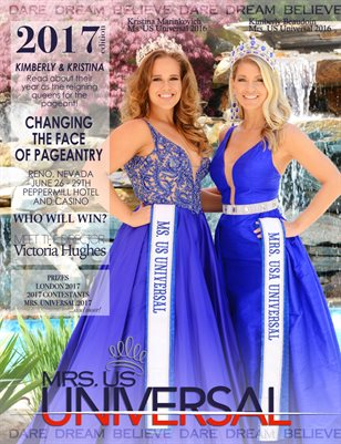 2017 Mrs. US Universal Pageant Magazine
