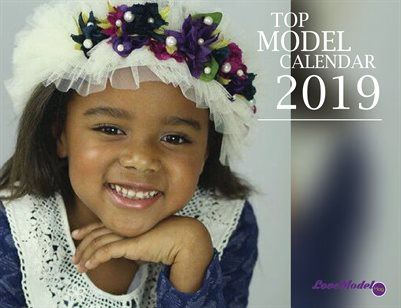 Top Cover Models Calendar VI 50%off