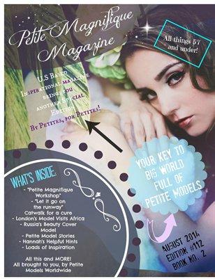 Petite Magnifique August Edition #112 Book No. 2