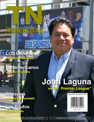John Laguna... Mr. Premier League