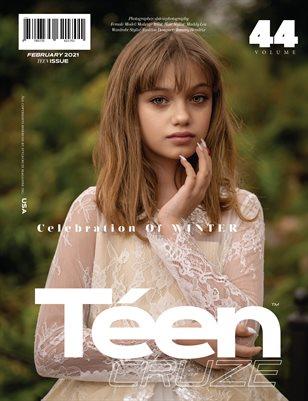 FEBRUARY 2021 Issue (Vol: 44) | TÉENCRUZE Magazine