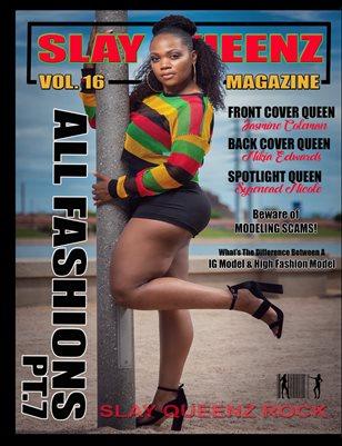 Slay Queenz Magazine Vol.16 'ALL FASHIONS' Pt.7
