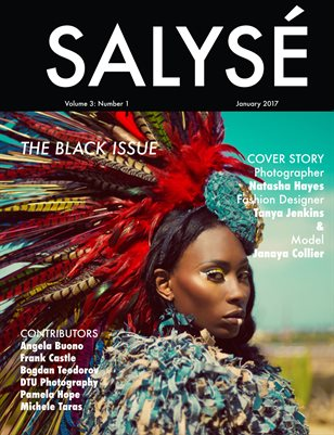 SALYSÉ Magazine | Vol 3:No 1 | January 2017 |