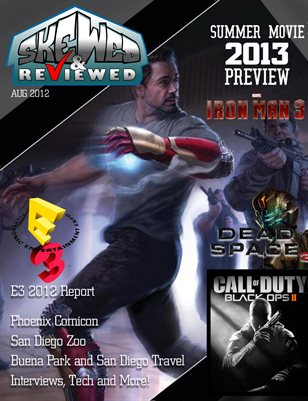 Skewed and Reviewed: The Magazine Aug 2012 Issue