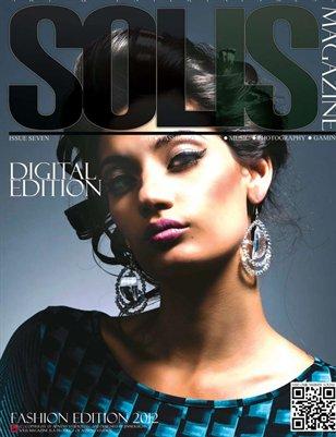 Solis Magazine Issue Seven The Fashion Edition 2012